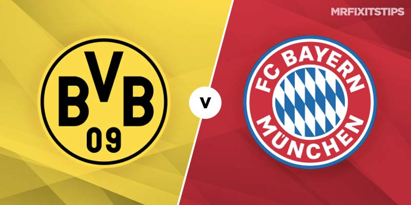 Суперкубок Германии: Borussia Dortmund vs. Bayern Munich