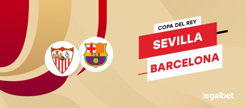 Apuestas Sevilla - Barcelona