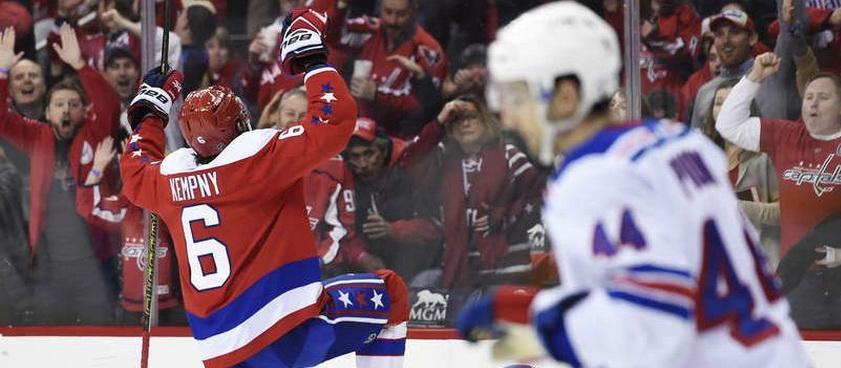 New York Rangers - Washington Capitals: Ponturi hochei NHL