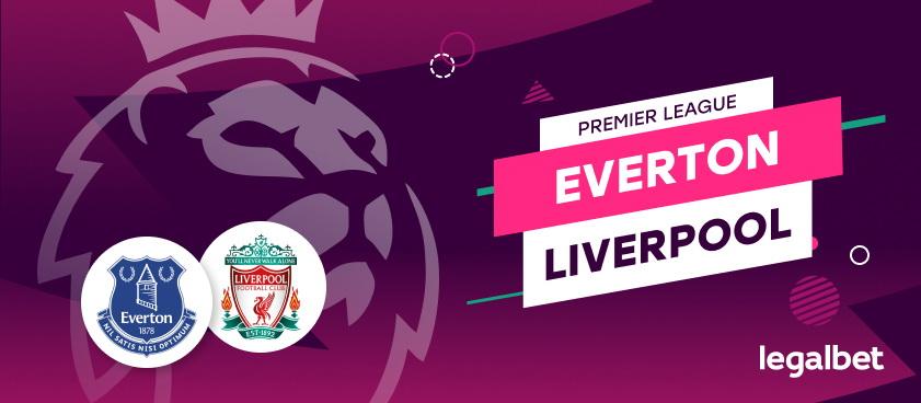 Everton-Liverpool: ponturi si info pentru Merseyside Derby