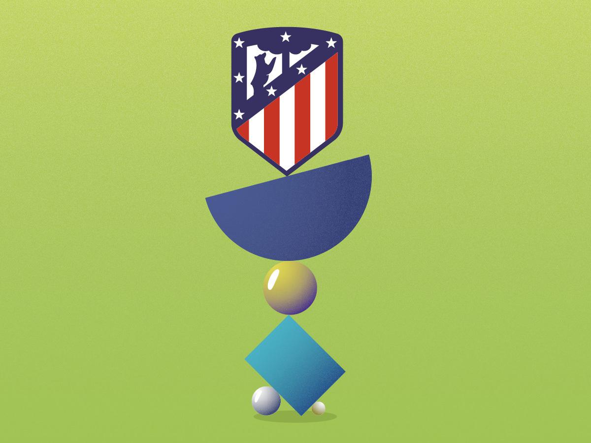 Borja Imbergamo: El Atlético de Madrid es el club más estable de La Liga: Simeone defenderá título y peleará por la Champions.
