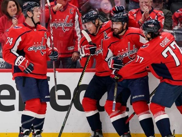 Константин Федоров: Прогноз на матч НХЛ «Чикаго» - «Вашингтон»: встреча с результативной историей.