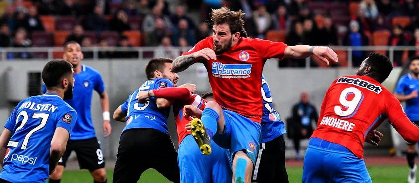 FC Viitorul - FCSB: Predictii sportive Liga 1 Betano (play-off