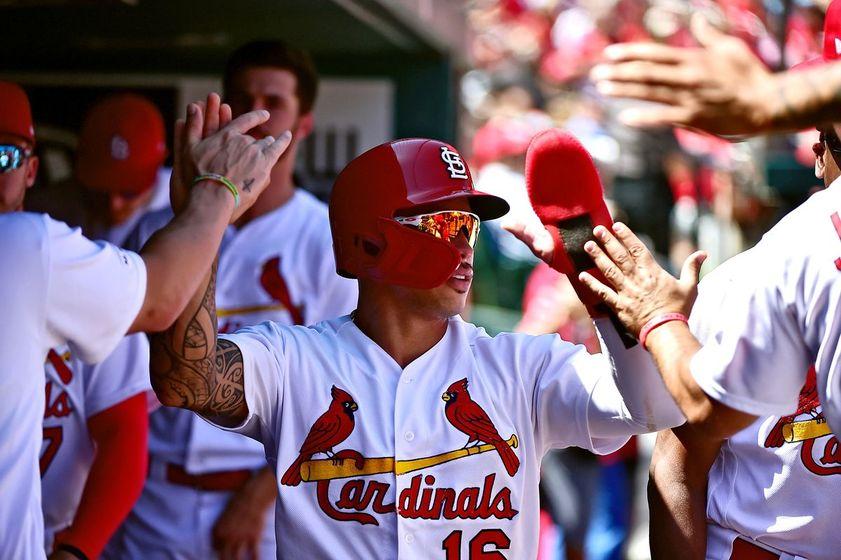 ⚾️ MLB: Сент-Луис Кардиналс - Вашингтон Нэшнлс