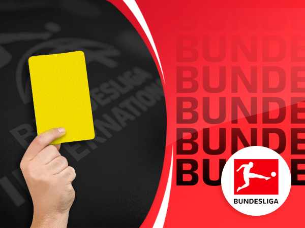Максим Погодин: Желтая лихорадка: топовые тренды на желтые карточки в Бундеслиге.