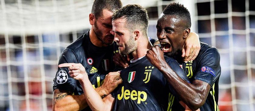 Juventus - Valencia. Pronosticuri Pariuri Liga Campionilor