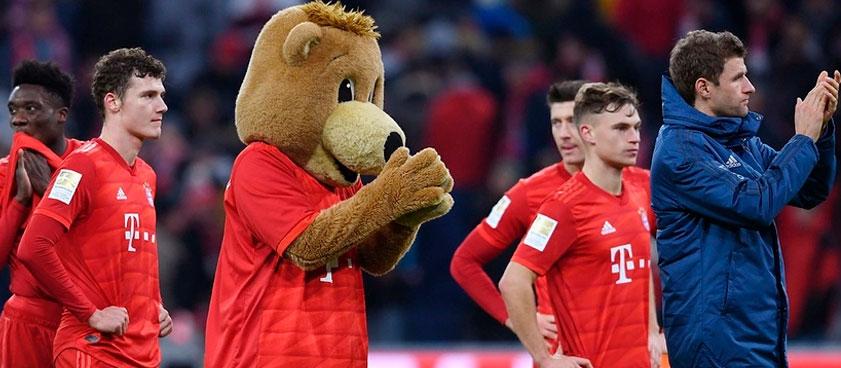 «Боруссия» (Менхенгладбах) – «Бавария»: прогноз на матч Бундеслиги. Падение Олимпа