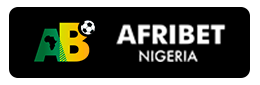 The logo of the bookmaker Afribet - legalbet.ng