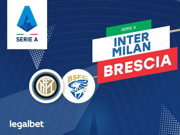 Mario Gago: Previa, análisis y apuestas Inter - Brescia, Serie A 2020.
