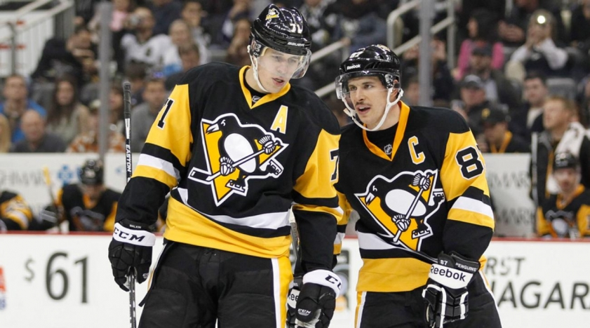 Pittsburgh Penguins - Washington Capitals, al 6-lea meci al seriei