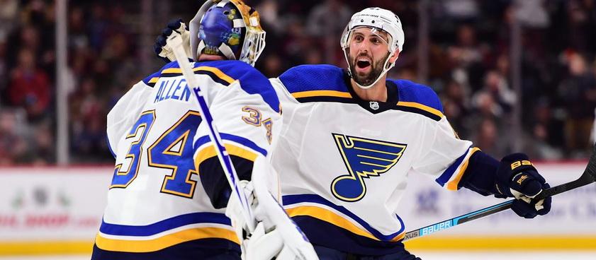 St. Louis Blues - Edmonton Oilers: Pronosticuri hochei pe gheata NHL