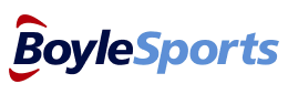 The logo of the bookmaker BoyleSports - legalbetie.com