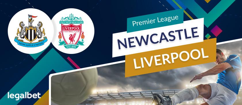 Super Sundays clash of the day, Newcastle vs Liverpool!