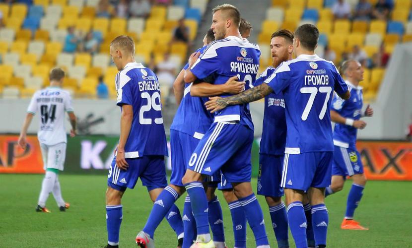 Dinamo Kiev - Dnipro Dnipropetrovsk