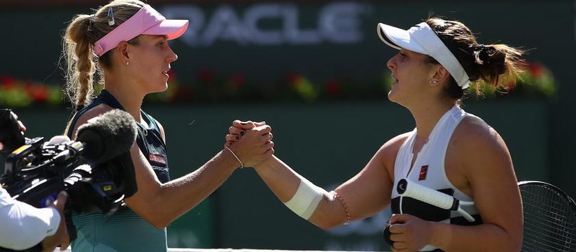 Andreescu - Kerber. Pronosticuri WTA Miami