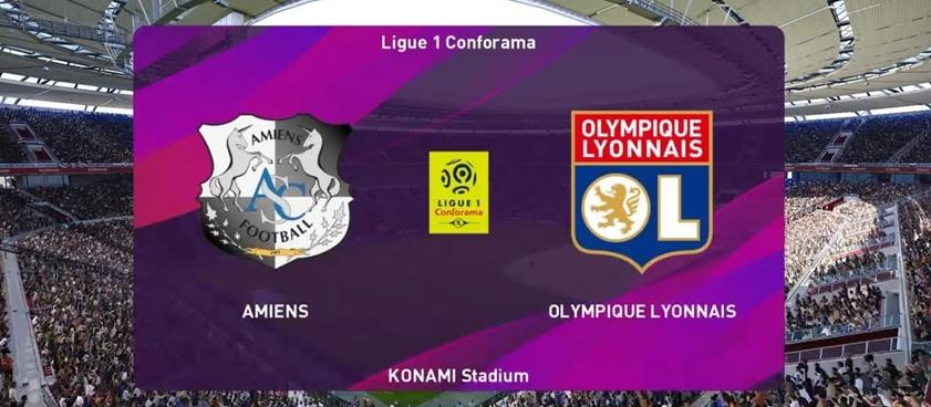 Прогноз на матч «Амьен» – «Лион»: «низовая» встреча?