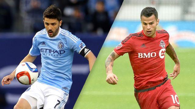Чемпионат MLS. Нью-Йорк Сити - Торонто: прогноз на матч