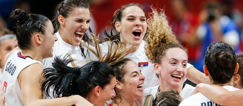 Сербия (жен) – Испания (жен): прогноз на баскетбол от Kawhi2