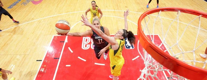 «Сиэттл Шторм» - «Вашингтон Мистикс» прогноз на первый финальный матч WNBA