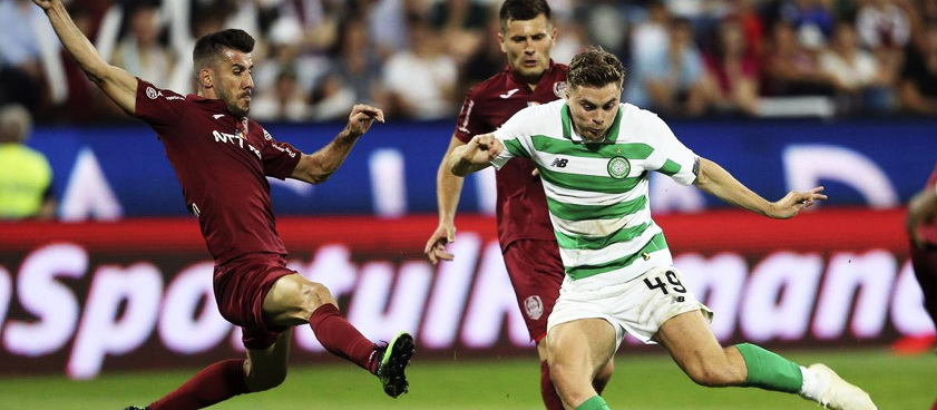 Celtic Glasgow - CFR Cluj. Ponturi pariuri Liga Campionilor