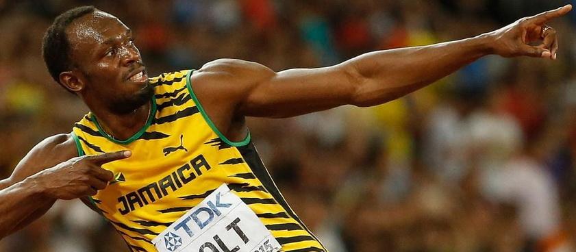 Usian Bolt este dorit de o echipa din Liga 1 Betano