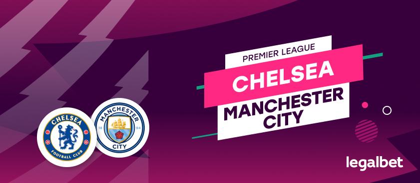 Apuestas y cuotas Chelsea - Manchester City, Premier League 2020/21