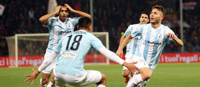 Pronóstico Virtus Entella - Carrarese, Serie C 2019