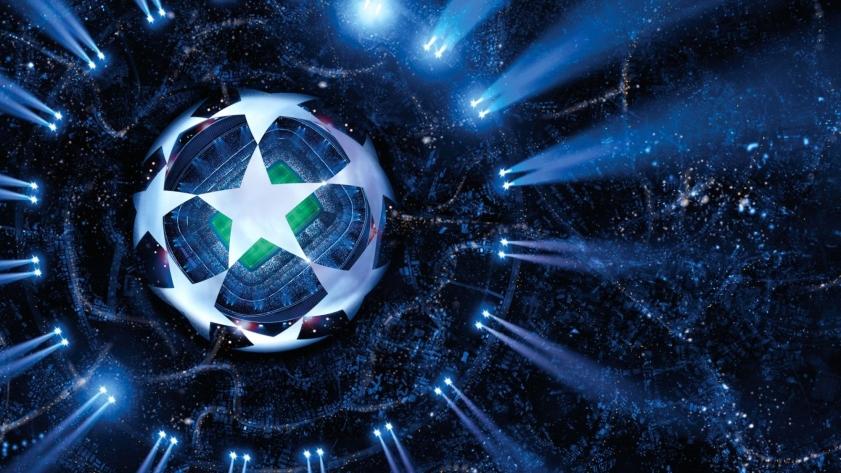 Лига Чемпионов, ответные матчи 1/8.