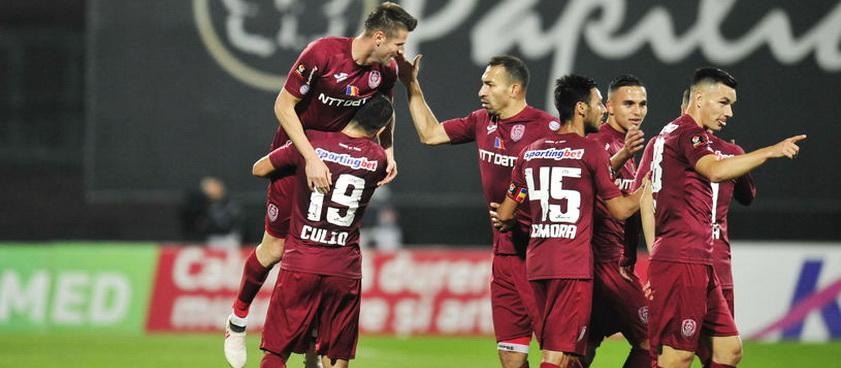 Sepsi Sfantu Gheorghe - CFR Cluj:  Predictii Pariuri Liga 1 Betano