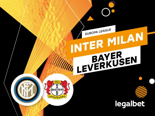 Mario Gago: Previa, análisis y apuestas Inter Millan - Bayer Leverkusen, Europa League 2020.
