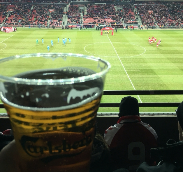 Как я ездил на матч Дания - Казахстан и ставил в местных ППС