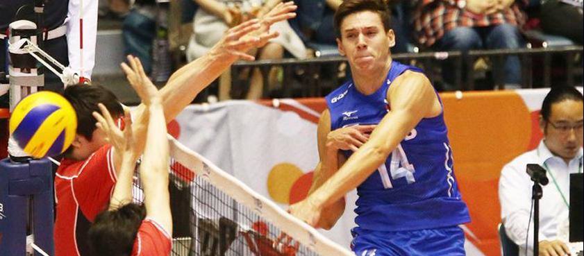 Япония – Россия: прогноз на Кубок мира по волейболу среди мужчин