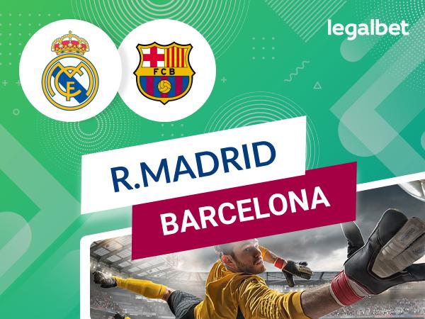 Alexandros: Real Madrid - Barcelona: Ανάλυση αγώνα και προγνωστικά.