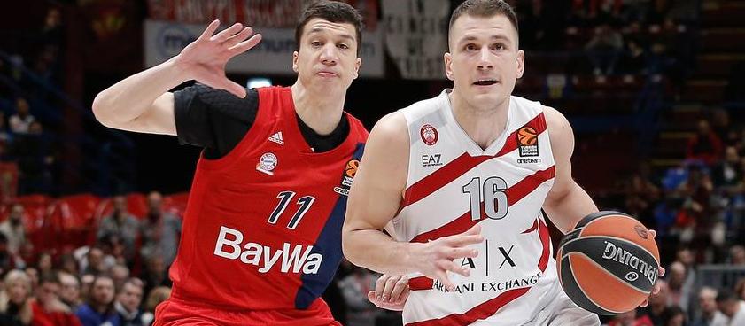«Милано» – «Виктория Либертас Пезаро»: прогноз на баскетбол от Дмитрия Герчикова