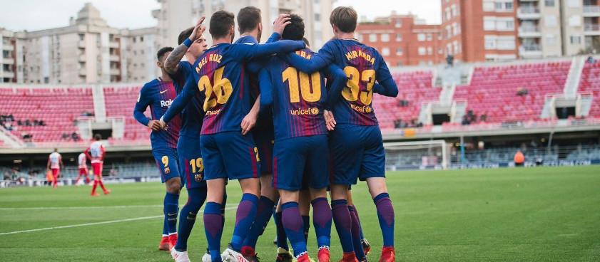Pronóstico Barcelona B - Reus 05.05.2018
