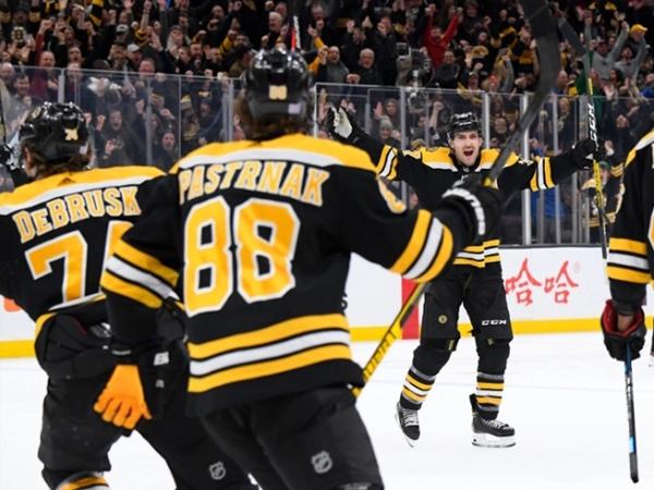 Константин Федоров: Прогноз на матч НХЛ «Монреаль» — «Бостон»: лидер дивизиона против кризисной команды.