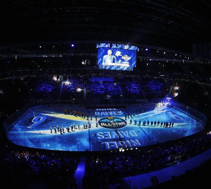 Как я сходил на один из главных хоккейных праздников Матча Всех Звезд KHL (allstarweek)