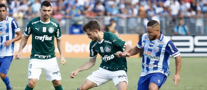 Palmeiras - CSA: Predictii pariuri sportive Brazilia Serie A