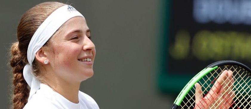 Dominika Cibulkova - Jelena Ostapenko. Pontul lui IulianGGMU