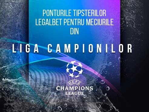 legalbet.ro: PAOK-Benfica si Salzburg-Crvena Zvezda, meciurile serii din Liga Campionilor.