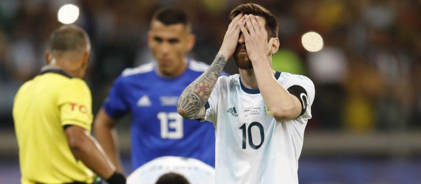Катар – Аргентина: прогноз на групповой этап Кубка Америки
