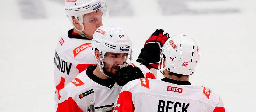Прогноз на матч КХЛ «Салават Юлаев» — «Авангард»: омичи прервут неудачную серию