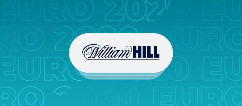 Apuestas y cuotas en William Hill para la Eurocopa 2020 (2021)