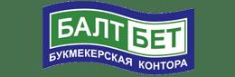Логотип букмекерской конторы Балтбет - legalbet.ru