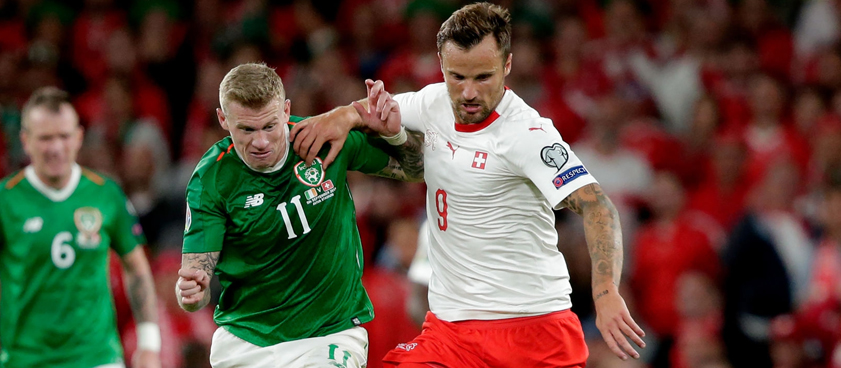 Швейцария – Ирландия: прогноз на матч отбора Евро-2021. Дублин ждет