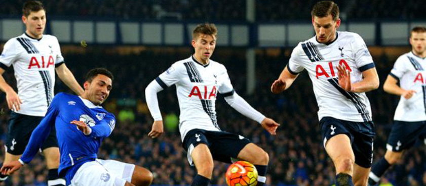 Tottenham - Everton + Sunderland - Man. City. Pariul lui Wallberg