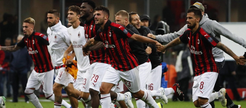 F91 Dudelange - AC Milan: Ponturi Pariuri Europa League