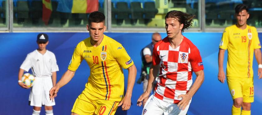 Anglia U21 - Romania U21. Ponturi pariuri Campionatul European de tineret