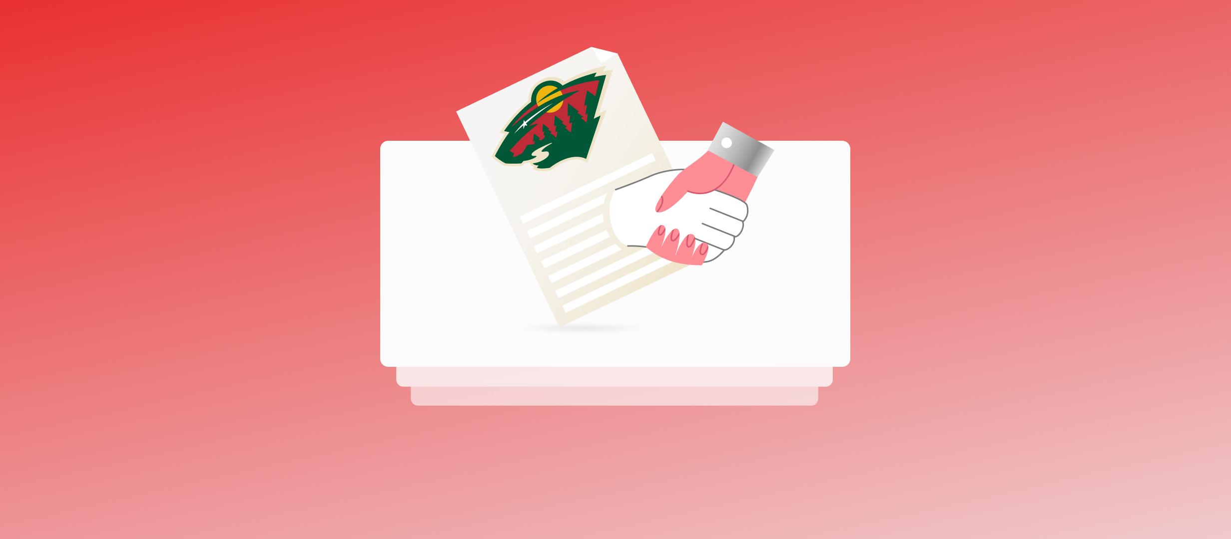 Капризов подписался с «Миннесотой». Линии на достижения Кирилла в этом сезоне НХЛ