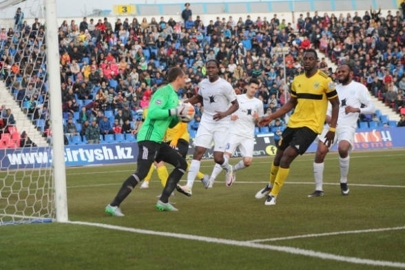 Матчи 26-тура Казахстанской Премьер-лиги